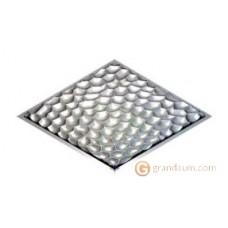 3D панель Органика 600х600х16 мм
