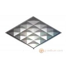3D панель Пирамиды 75 1200х75х20 мм