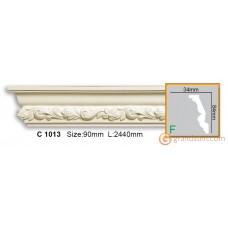 Карниз с орнаментом Gaudi decor C1013 (2,44м)