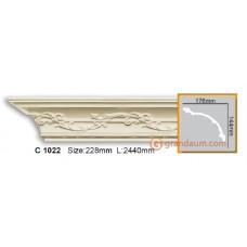 Карниз с орнаментом Gaudi Decor C1022