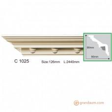 Карниз с орнаментом Gaudi Decor C1025