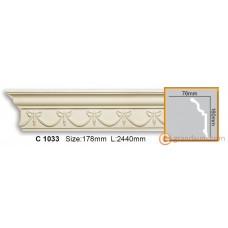 Карниз с орнаментом Gaudi Decor C1033
