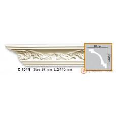 Карниз с орнаментом Gaudi decor C1044 (2,44м)